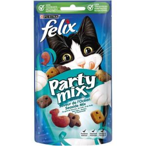 Felix Party Mix Ocean snack per gatto 60 g