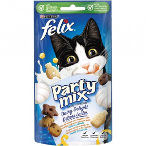 Felix Party Mix Dairy Delight kattensnoep