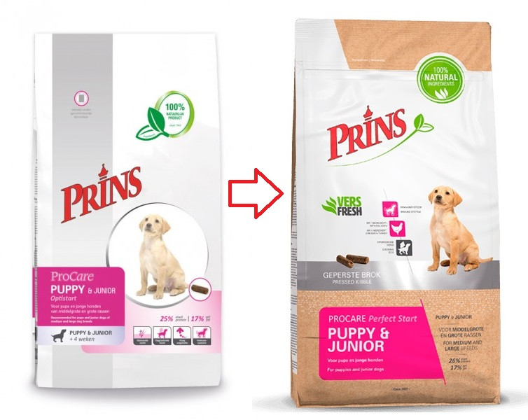 Prins Cane – ProCare Puppy & Junior