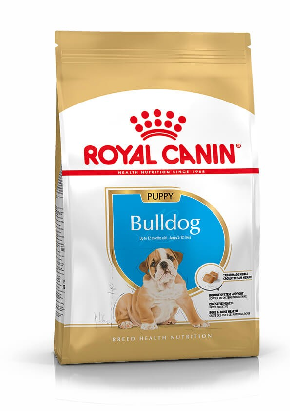 Royal Canin Cane Bulldog Puppy 30