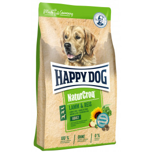 Happy Dog NaturCroq Agnello e Riso per cane