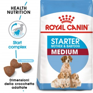 Royal Canin Medium Starter Mother and Babydog