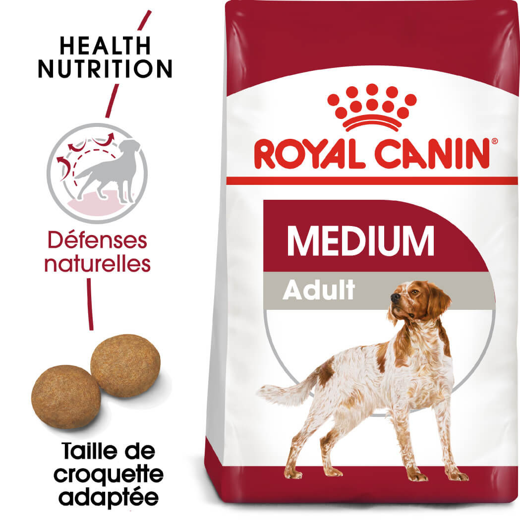 Royal Canin Medium Adult per cane