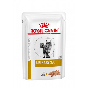 Royal Canin Urinary S/O Pouch Loaf 85 g kattenvoer