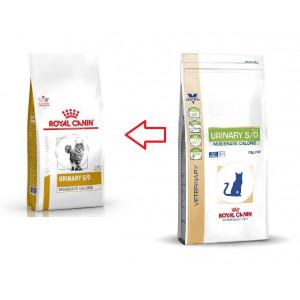 Royal Canin Urinary S/O Moderate Calorie Gatto - UMC 34