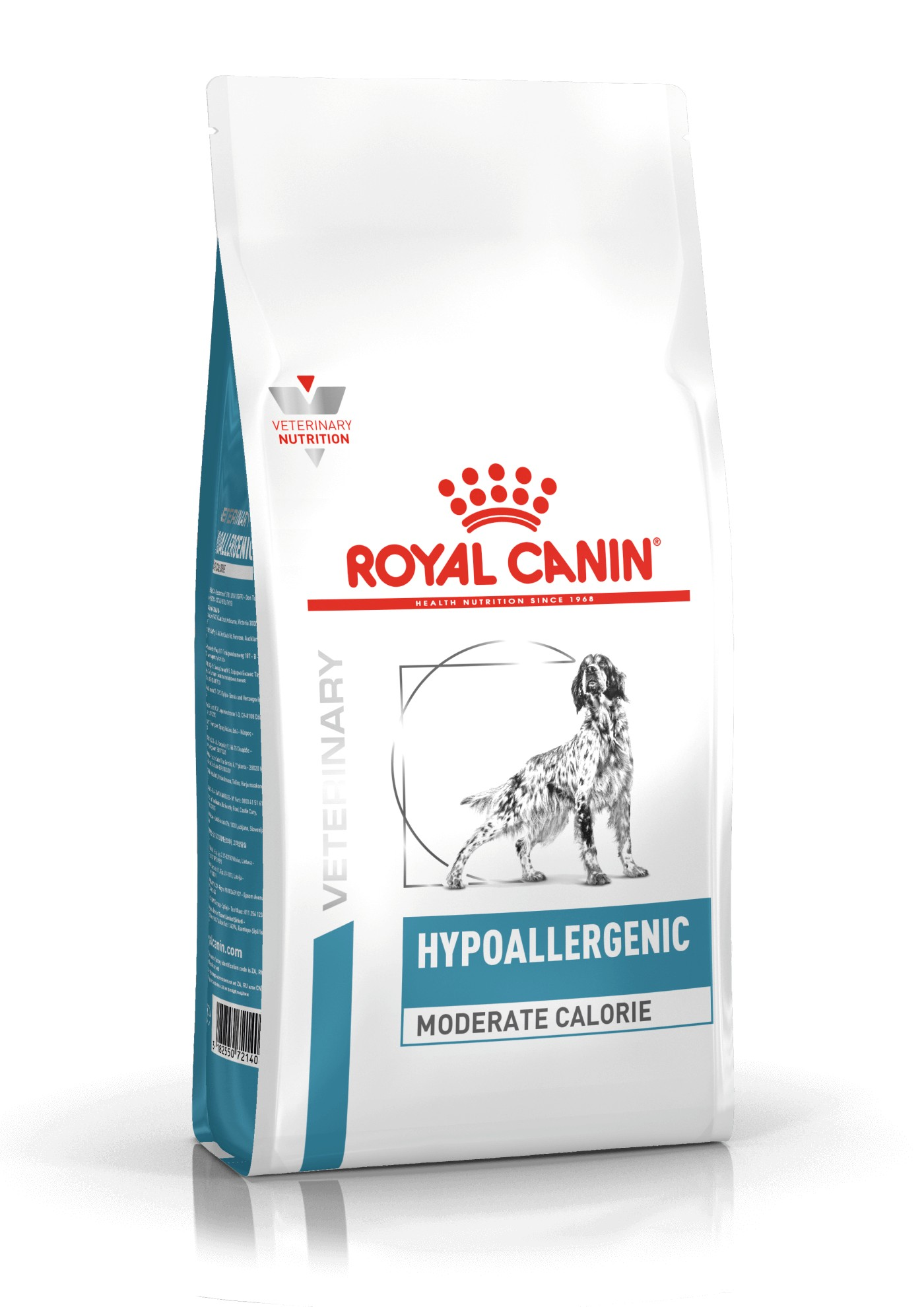 Royal Canin Hypoallergenic Moderate Calorie per cane