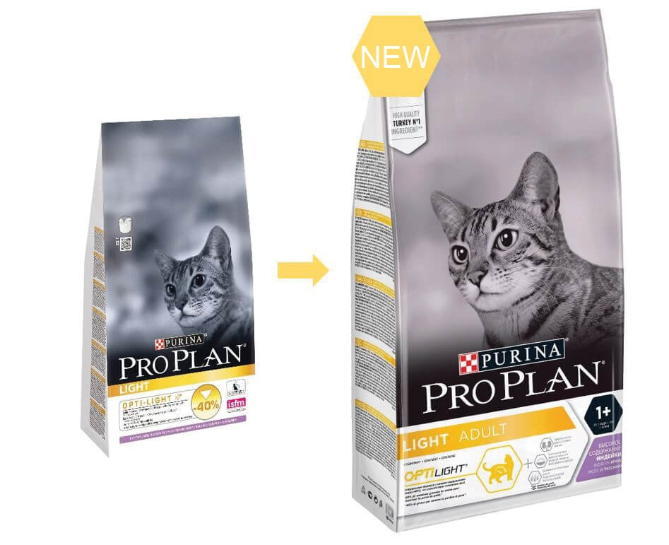 Pro Plan Gatto Adult Light