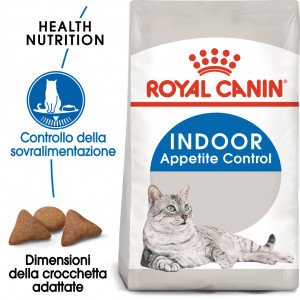 Royal Canin Indoor Appetite Control per gatto