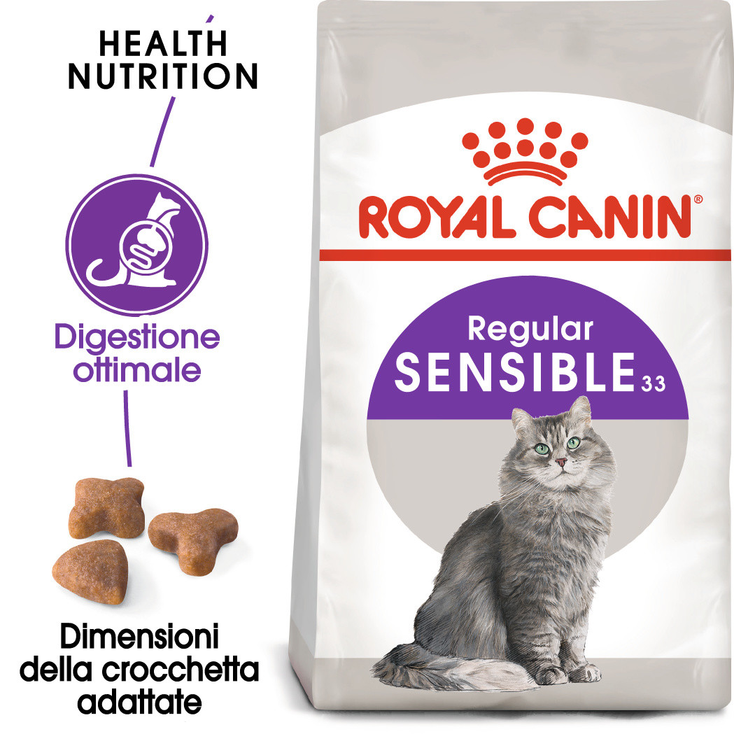 Royal Canin Sensible 33 Gatto