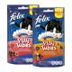 Felix Play Tubes Combipack Snack per gatti