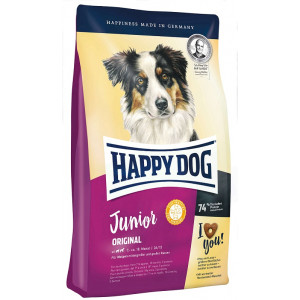 Happy Dog Supreme Junior Original hondenvoer