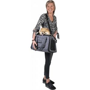 Jack & Vanilla Bizou Draagtas voor katten en honden