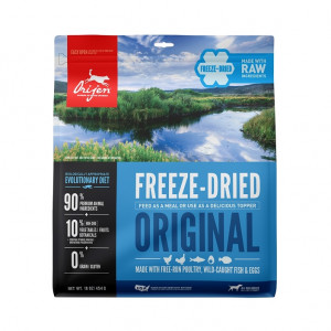 Orijen Freeze-Dried Original per cane