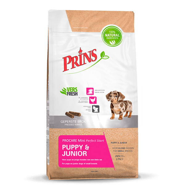 Prins ProCare Mini Puppy & Junior per cane