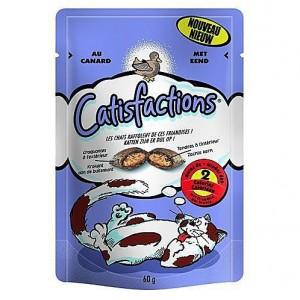 Catisfactions Eend kattensnoep