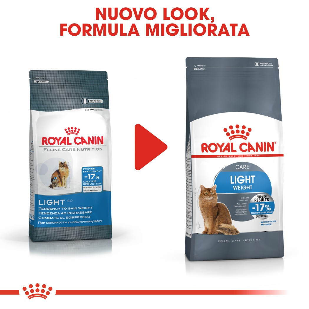 Royal Canin Light Weight Care Gatto