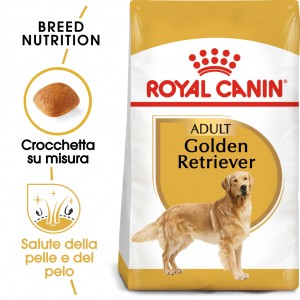 Royal Canin Adult Golden Retriever cibo per cane