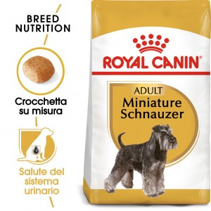 Royal Canin Schnauzer Nano Adulto