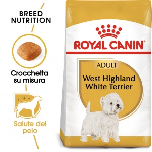 Royal Canin West Highland White Terriër adult hondenvoer