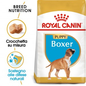 Royal Canin Cane Boxer Puppy