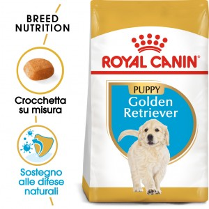 Royal Canin Puppy Golden Retriever cibo per cane