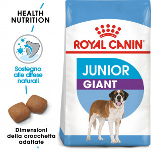 Royal Canin Giant Junior per cane