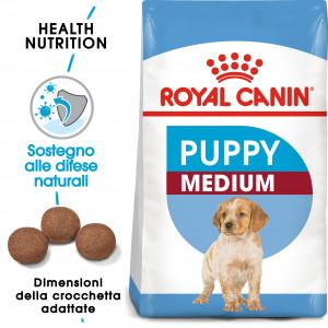 Royal Canin Medium Puppy per cane