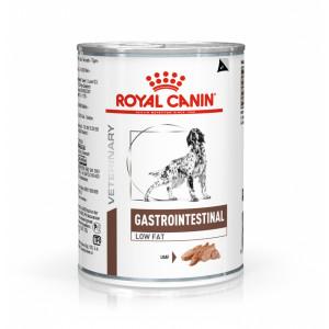 Royal Canin Veterinary Gastrointestinal Low Fat per cane scatola 410 g
