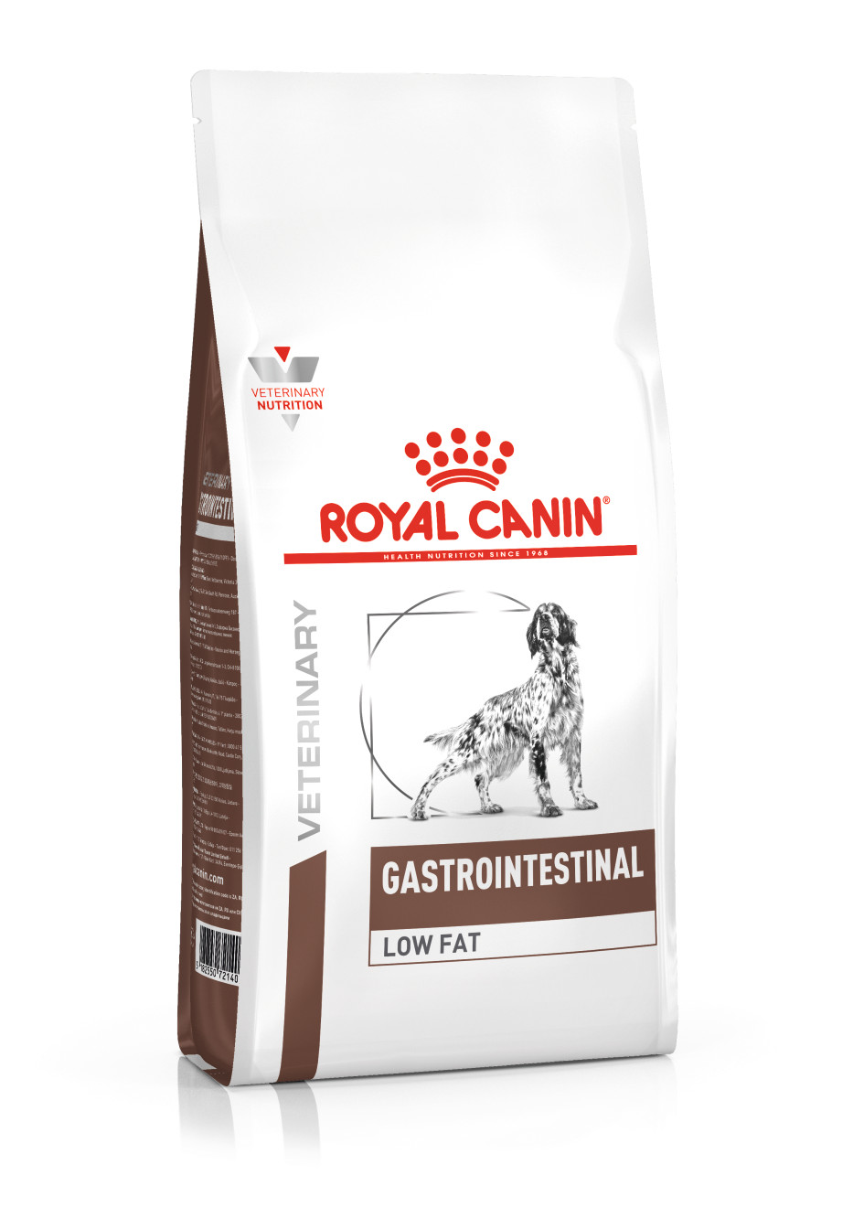 Royal Canin Veterinary Diet Gastrointestinal Low Fat per cane