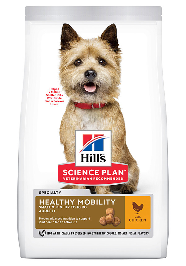 Hill's Cane Adulto Mini Healthy Mobility con pollo