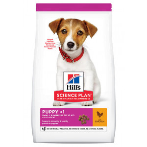 Hill's Puppy Small-Mini con pollo per cane 3 kg