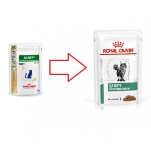 Royal Canin Veterinary Diet Satiety zakjes kattenvoer