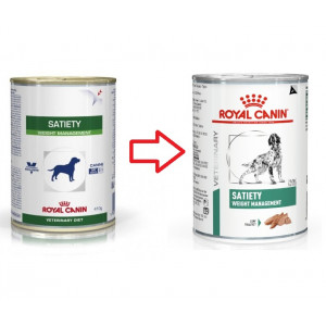 Royal Canin Satiety (in scatola) per cane