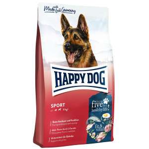 Happy Dog Supreme Adult Sport per cane
