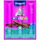 Vitakraft Catstick Healthy platessa & omega-3 snack per gatto