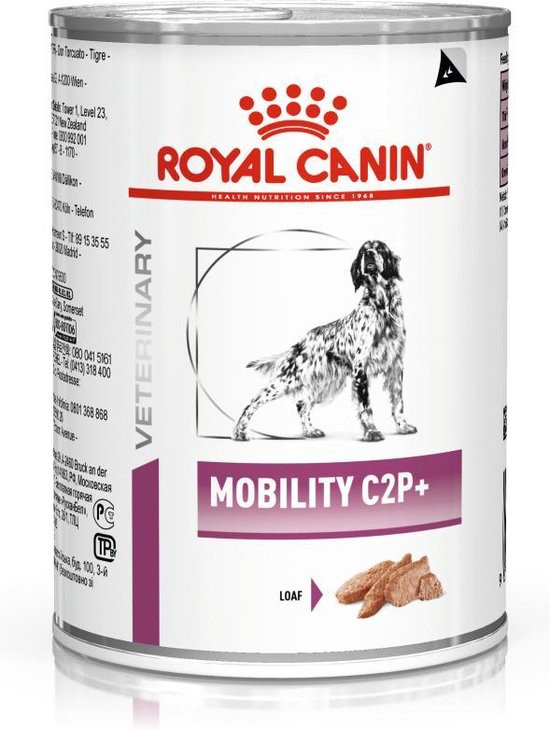 Royal Canin Veterinary Diet Mobility (scatola) per cane