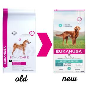 Eukanuba Daily Care Sensitive Digestion Cane