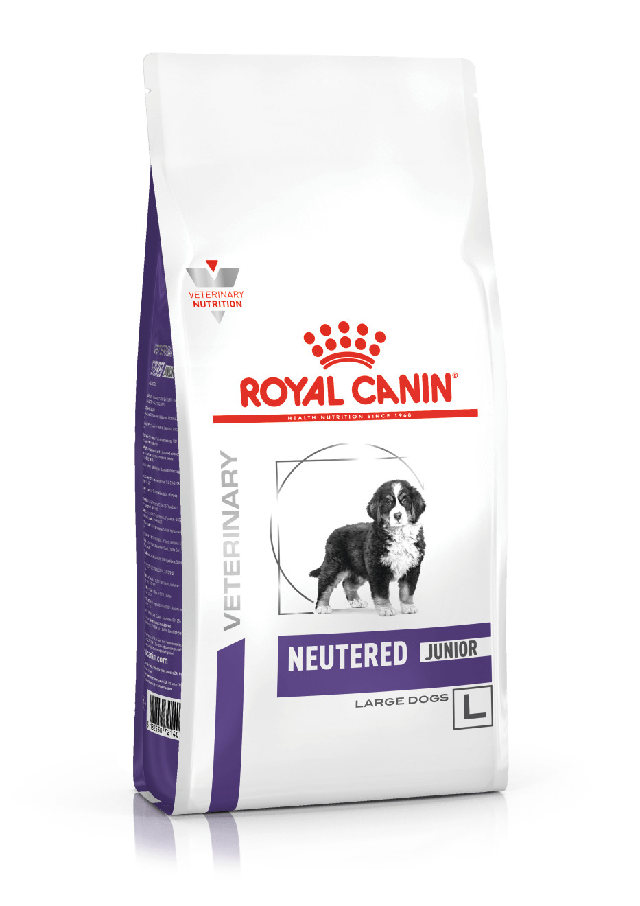Royal Canin Veterinary Neutered Junior Large Dogs per cane