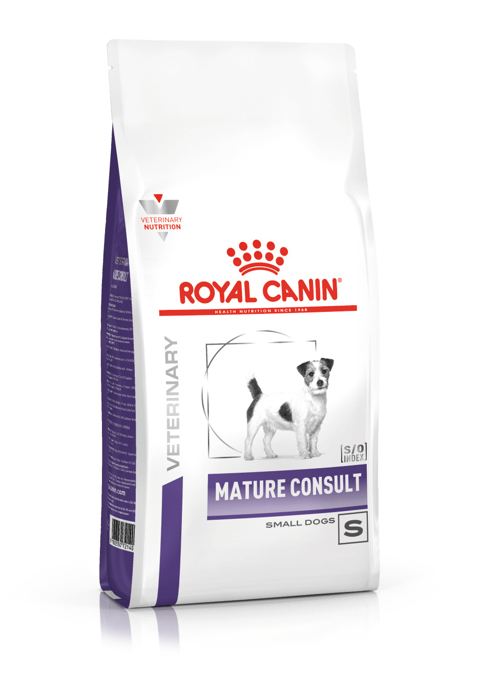 Royal Canin Veterinary Mature Consult Small Dogs per cane