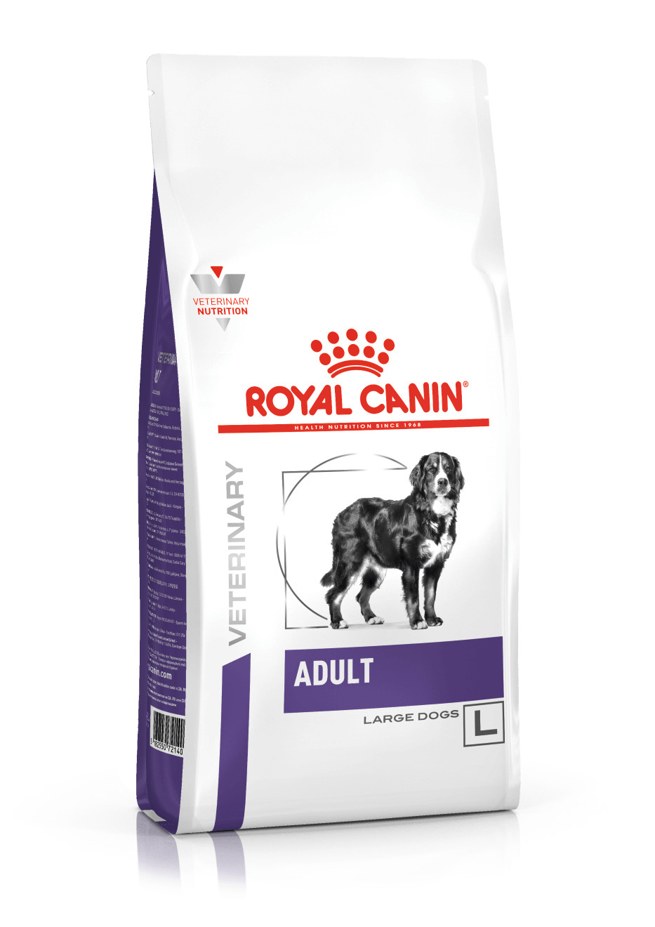 Royal Canin Veterinary Adult Large Dogs per cane